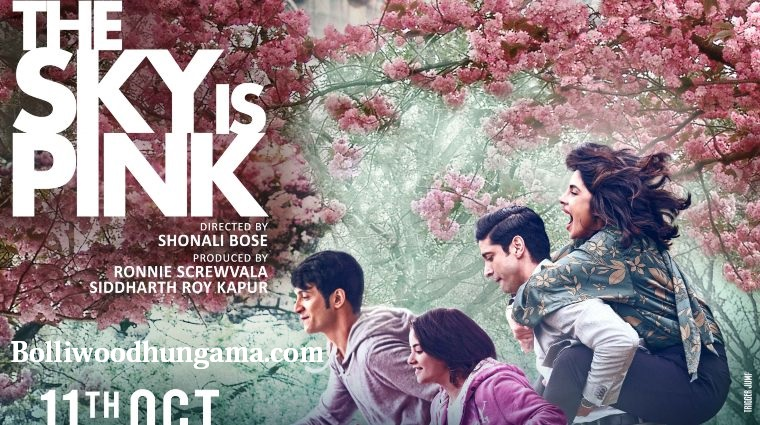 The Sky Is Pink, The Sky Is Pink movie, The Sky Is Pink movie Download, full movie, bolliwood Hungama