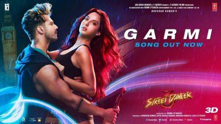 Garmi Song, Street Dancer Garmi Song, Badshah, Nora Fatehi, Shraddha Kapoor, Varun Dhawan