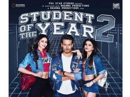 Student of the year 2 movie