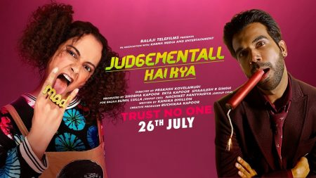 Judgementall Hai Kya, Judgementall Hai Kya Movie